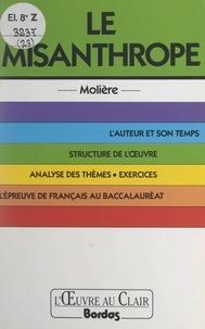 Alexis Pelletier et Christian Gambotti - Le misanthrope, Molière.