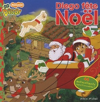Art Mawhinney et Alexis Romay - Diego fête Noël.