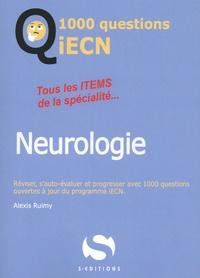 Alexis Ruimy - Neurologie.