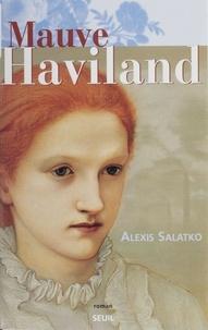 Alexis Salatko - .