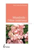 Alexis Samba-Dia-Massengo - Musánda : l'être intérieur.