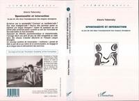 Alexis Tabensky - Spontanéité et interaction - Le jeu de rôle dans l'enseignement des langues étrangères.