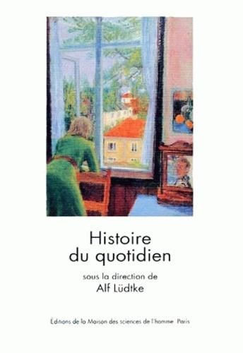 Alf Lüdtke - .