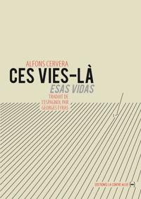 Alfons Cervera - Ces vies-là.