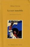 Alfons Cervera - La nuit immobile.