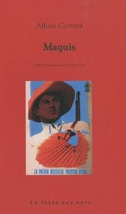 Alfons Cervera - Maquis.