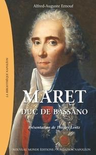 Alfred-Auguste Ernouf - Maret, duc de Bassano.