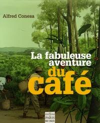 Histoiresdenlire.be La fabuleuse aventure du café Image