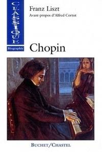 Alfred Cortot et Franz Liszt - Chopin.