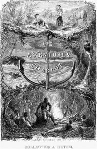 Alfred de Bréhat - Les Aventures de Charlot.