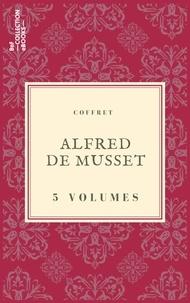 Alfred de Musset - Coffret Alfred de Musset - 5 textes issus des collections de la BnF.