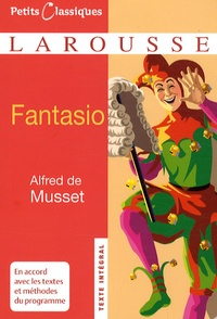 Alfred de Musset - Fantasio.