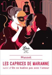 Ucareoutplacement.be Les caprices de Marianne - Suivi d'On ne badine pas avec l'amour Image
