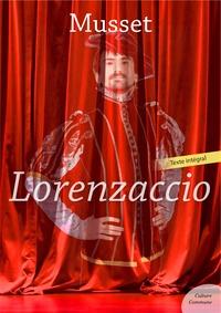 Téléchargement gratuit d'ebook en espagnol Lorenzaccio  par Alfred de Musset 9782363074997 (French Edition)