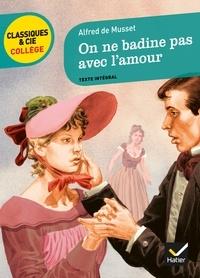 Téléchargement gratuit des livres epub On ne badine pas avec l'amour (1834) iBook RTF