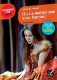 Alfred de Musset et Gwendoline Von Schramm - On ne badine pas avec l'amour.