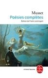 Alfred de Musset - Poésies complètes.