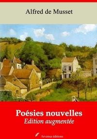 Alfred de Musset et Arvensa Editions - Poésies nouvelles – suivi d'annexes - Nouvelle édition.