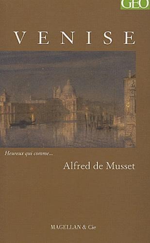 Alfred de Musset - Venise.