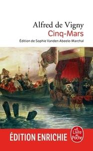 Alfred De Vigny - Cinq-mars.