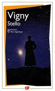 Alfred de Vigny - Stello.