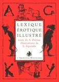 Alfred Delvau - Lexique érotique illustré.
