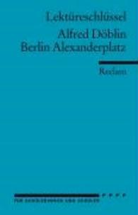 Openwetlab.it Berlin Alexanderplatz. Lektüreschlüssel für Schüler Image