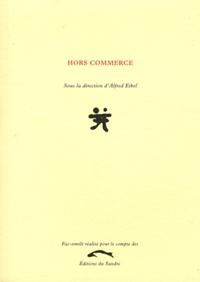 Alfred Eibel - Hors commerce.