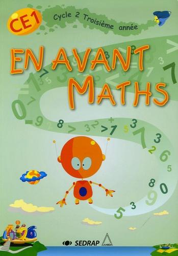Alfred Errera - En avant Maths CE1.