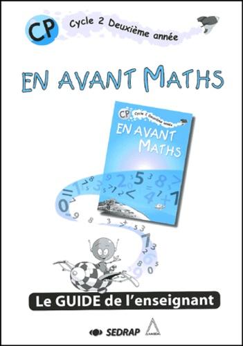 Alfred Errera et  Collectif - En avant maths CP - Le guide de l'enseignant.