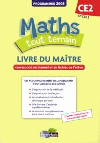 Alfred Errera - Maths tout terrain CE2 - Livre du maître.