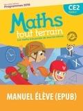 Alfred Errera - Maths tout terrain CE2 - Manuel de l'élève.