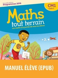 Alfred Errera - MATH TT TERRAIN  : Maths Tout Terrain CM1.