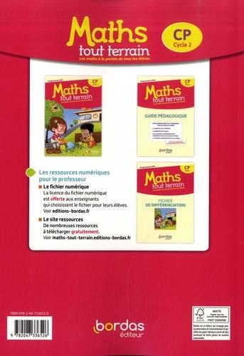 Maths tout terrain CP Cycle 2. Guide pédagogique  Edition 2019