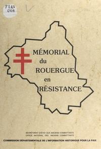 Alfred Foucras et Jacques Jarriot - Mémorial du Rouergue en résistance.