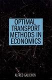 Alfred Galichon - Optimal Transport Methods in Economics.
