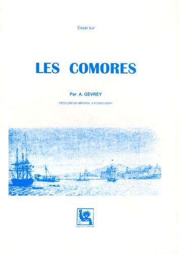 Alfred Gevrey - Les Comores.
