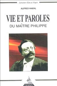 Feriasdhiver.fr Vie et paroles du Maître Philippe Image