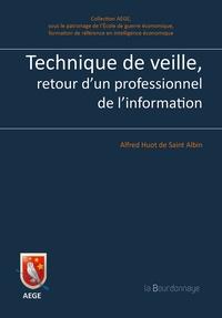 Checkpointfrance.fr Technique de veille, retour d'un professionnel de l'information Image
