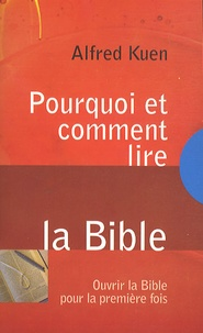 Galabria.be Pourquoi et comment lire la Bible - Ouvrir la Bible pour la première fois Image
