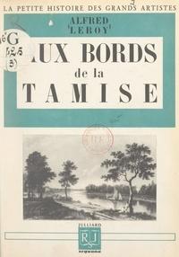 Alfred Leroy - Aux bords de la Tamise.