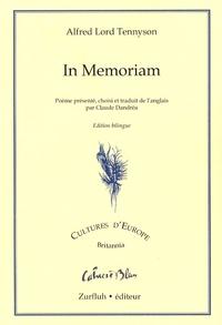 Alfred Tennyson - In Memoriam - Edition bilingue français-anglais.