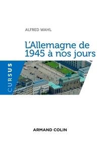 Histoiresdenlire.be L'Allemagne de 1945 à nos jours Image