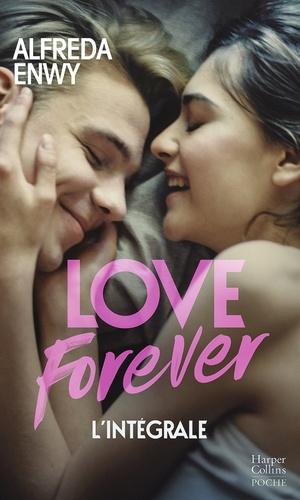 """Alfreda Enwy - Love Forever - Une romance New Adult, par l'auteur de """"Love Deal"""" et """"Breaking My Heart""""."""