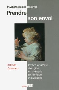 Alfredo Canevaro - Prendre son envol - Inviter la famille d'origine en thérapie systémique individuelle.