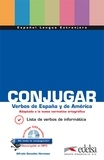 Alfredo Gonzalez Hermoso - Conjugar verbos de Espana y América. 1 CD audio MP3