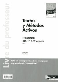 Histoiresdenlire.be Espagnol BTS 1re & 2e années B2 Textos y métodos activos - Livre du professeur Image