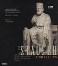 Alfried Wieczorek - Die Staufer und Italien - Coffret 2 volumes.