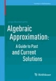 Algebraic Approximation: A Guide to Past and Current Solutions.