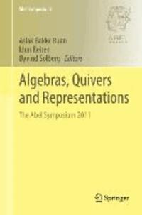 Algebras, Quivers and Representations - The Abel Symposium 2011.